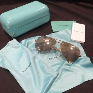 Tiffany & Co. Sunnglasses